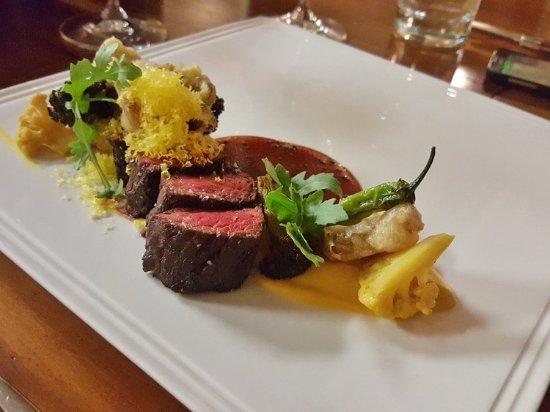 Atlas Bistro: Wagyu Steak