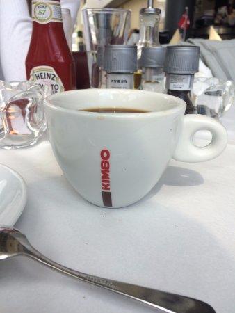 Glostrup, Denmark: standard kaffe :)