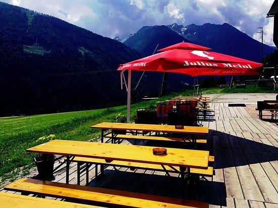 Kals am Grossglockner, Austria: Sonnenterasse