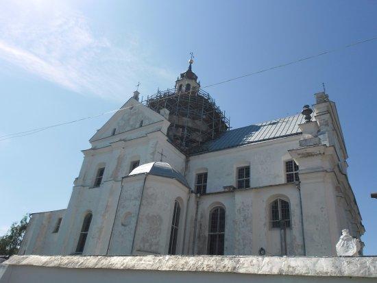 Nesvizh, Bielorrusia: На реставрации
