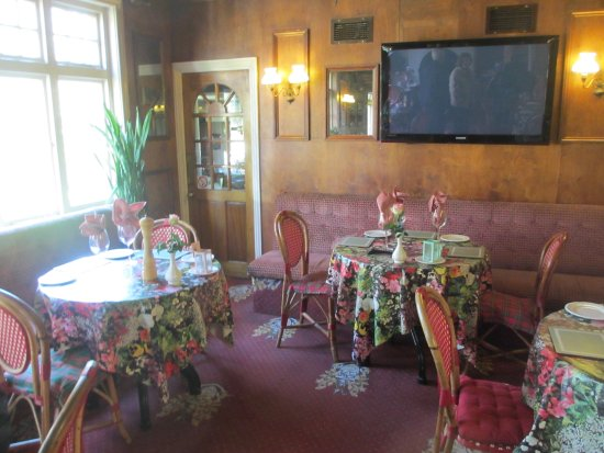 Great Missenden, UK: in the Graziemille restaurant