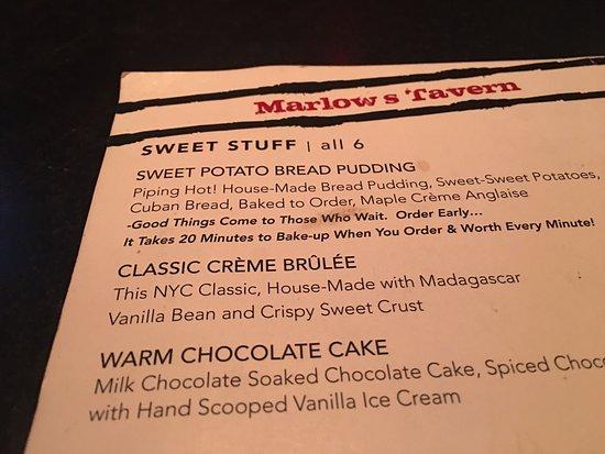 Kennesaw, GA: Marlow's Tavern