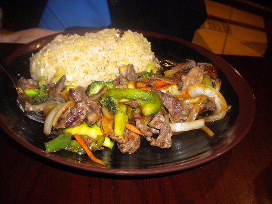 Oxford, MS: Sukyaki Steak Hibachi Dinner