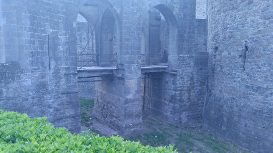 Liste des comtes de Carcassonne : Draw bridge