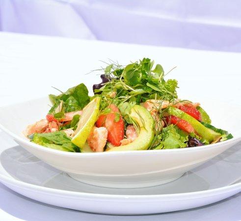 Centurion, Sudáfrica: Salmon Salad