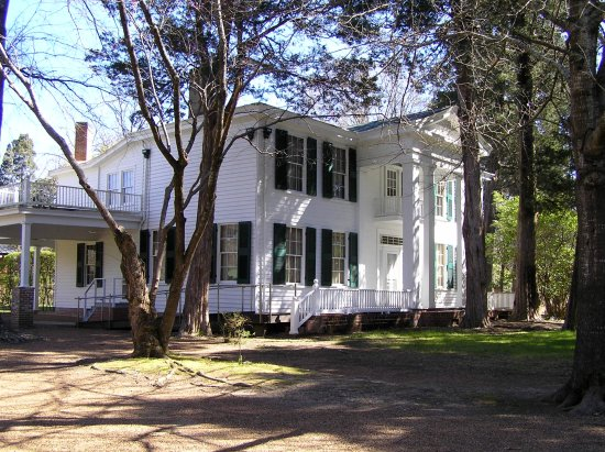 Oxford, MS: The house