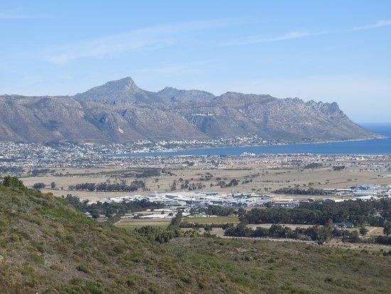 Somerset West, Sydafrika: The view .... beautiful