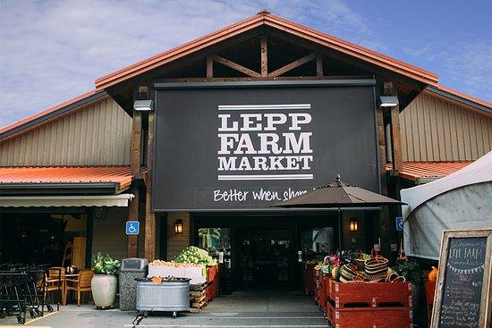 Abbotsford, Canadá: Lepp Farm Market