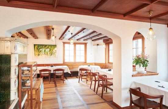 Rueschlikon, Sveits: Gourmetrestaurant