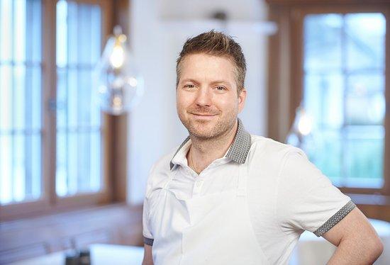 Rueschlikon, Sveits: Küchenchef Tobias Buholzer