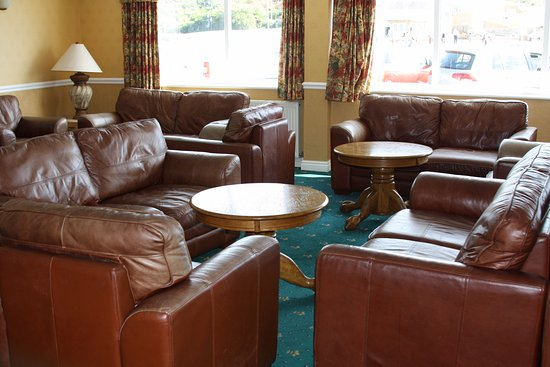 Albion Hotel: Lounge