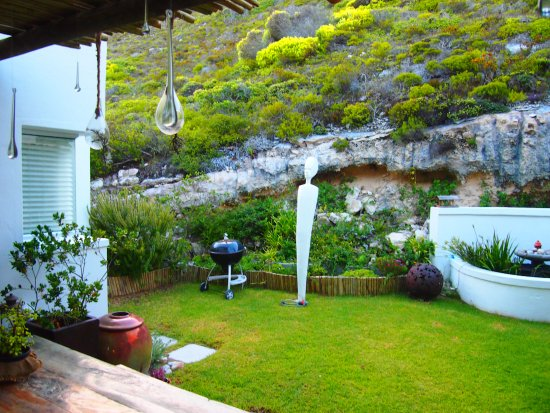L'Agulhas, Sudáfrica: Garten