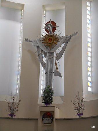 Sao Leopoldo, RS: PADRE REUS: santuário