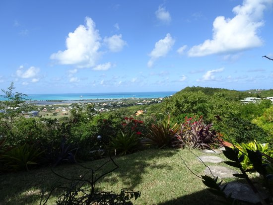 St. John's, Antigua: Who get's used to this view?!