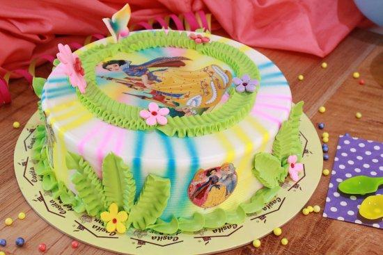 Tortas Para Ninos Picture Of Casita Del Pan Jaen Tripadvisor - Tortas-para-nios
