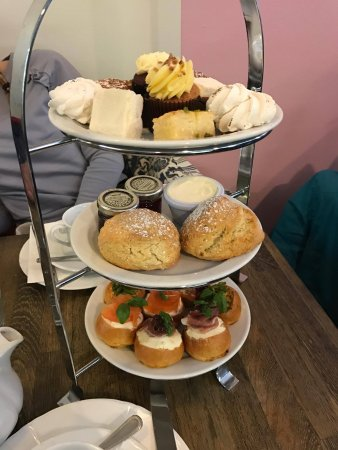 Bea's of Bloomsbury - Russell Square: Afternoon tea