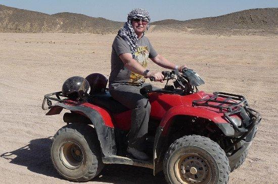 Safari Sahara  - Hurghada Sunset Desert Tour : в пустыне САХАРА