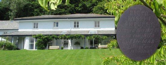 Tremadog, UK: Plas Tan-Yr-Allt - Award Winning Historic Country House - Luxury Accommodation.