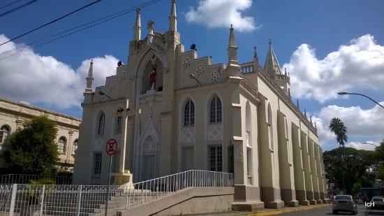 Igreja Matriz de Sao Lepooldo
