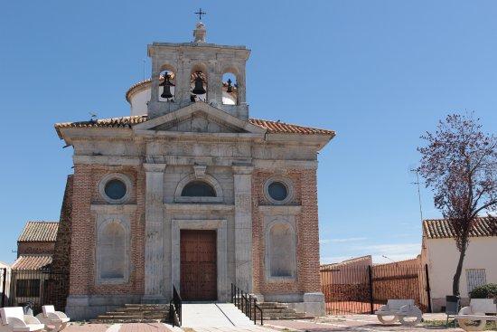 La Carolina, Spain: iglesia