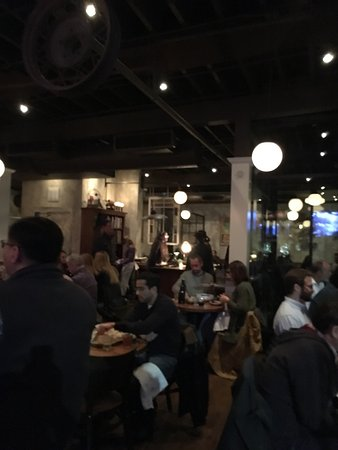 Photo of American Restaurant The Kirkland Tap & Trotter at 425 Washington St, Somerville, MA 02143, United States
