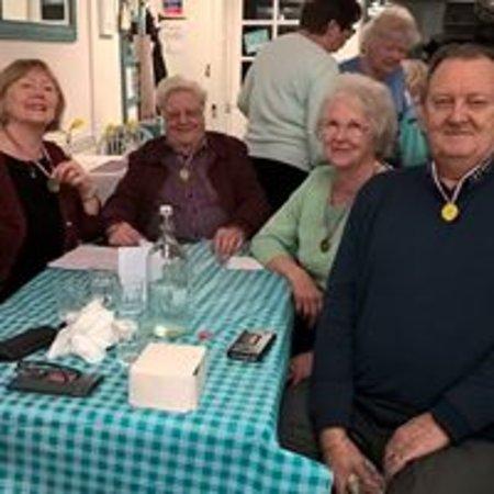 Cwmbran, UK: Quiz Night Winners!