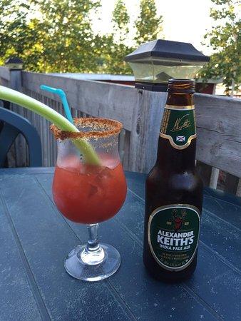 Cardigan, Canada: cheers