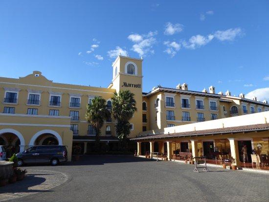 San Antonio De Belen, Costa Rica: Front entrance