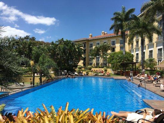 San Antonio De Belen, Costa Rica: Main swimming pool