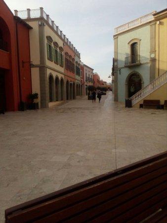 Citta Sant'Angelo, Italie : Interno