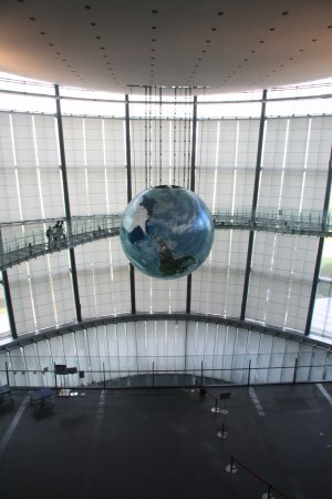 National Museum of Emerging Science and Innovation Miraikan: Museum