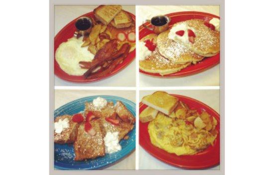 Bridgeville, PA: Best Breakfast in town !!