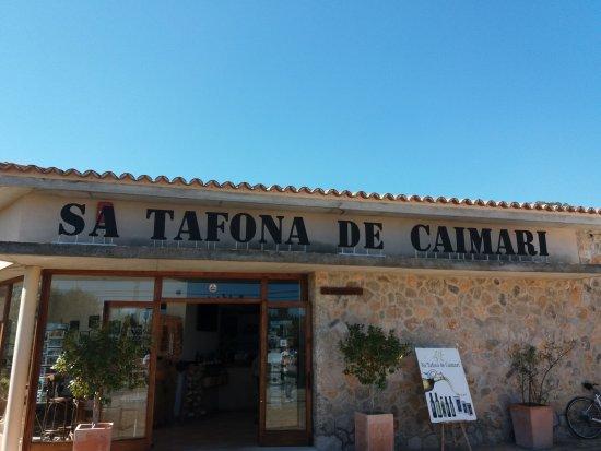 Sa Tafona de Caimari