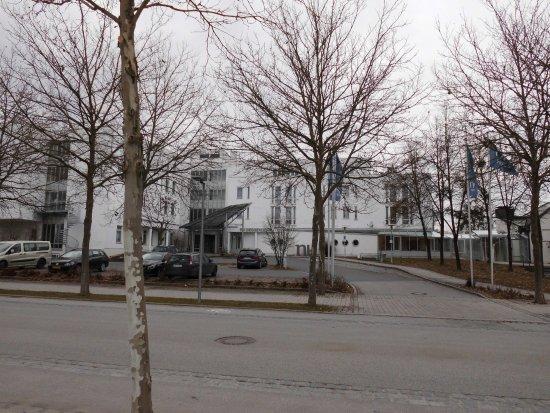 Deggendorf, Germany: Ausenansicht