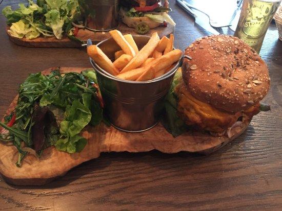 Evolution : Bad boy burger