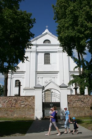 St. George Church   Veisiejai, Alytus County, Lithuania