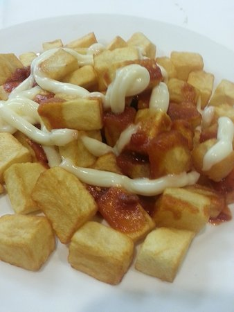 Williston Park, Estado de Nueva York: Patatas Bravas