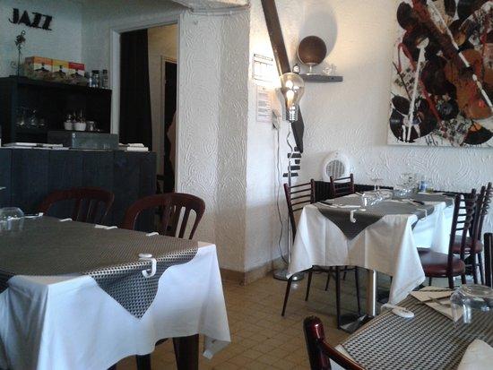 Restaurant Le Jazz Adresse Saint Cezaire