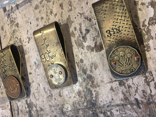 ‪‪Solana Beach‬, كاليفورنيا: Handcrafted Money Clips‬