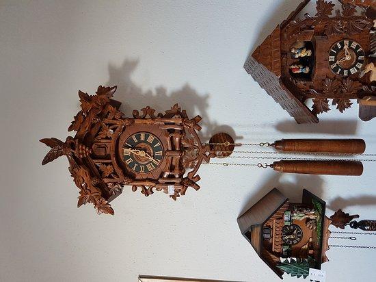 Gernrode, Alemania: Harzer Uhrenmuseum