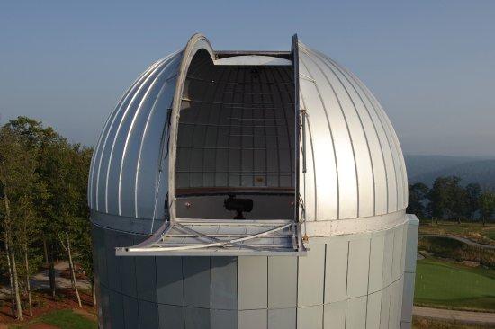 Meadows of Dan, VA: Observatory
