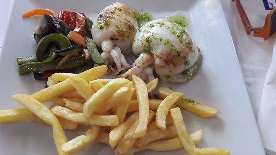 Reves Restaurant: Sepia