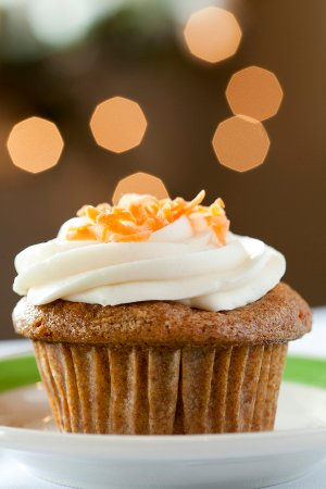 Ellicott City, MD: Carrot Cupcake
