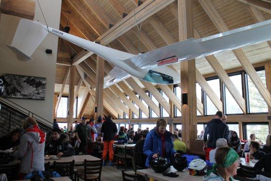 Snowmass Village, CO: Famous Sailplane Level.