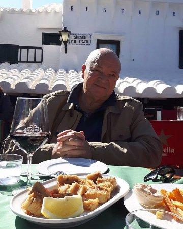 Binibeca, España: Pescaíto