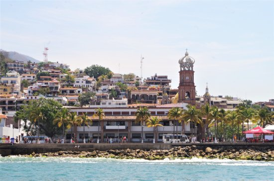 Ecotours de Mexico: Puerto Vallarta from the boat
