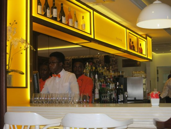 Strand, South Africa: Bar