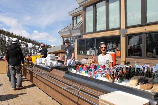Snowmass Village, CO: Outdoor Frill