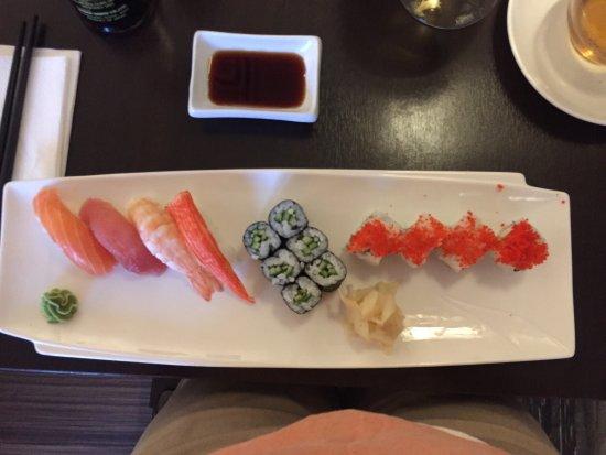 Hilden, Deutschland: Sushi Starter Menü