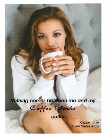 ลาไนซิตี, ฮาวาย: Everyone needs a awesome cup of coffee.....